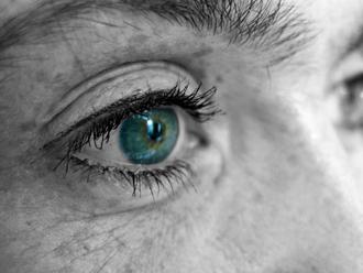 Illustrasjonsfoto av øye.
