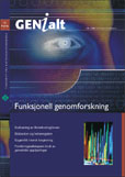 Forsiden GENialt 1/2001