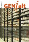 Forsiden GENialt 1/2008