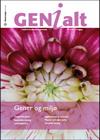 Forsiden GENialt 2/2010