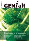 Forsiden GENialt 3/2009