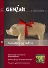 Forsiden GENialt 4/2005