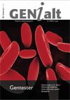 Forsiden GENialt 4/2008