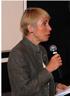 Bioteknologinemndas direktør Sissel Rogne holder foredrag