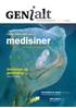 Forsiden av GENialt 2/2011