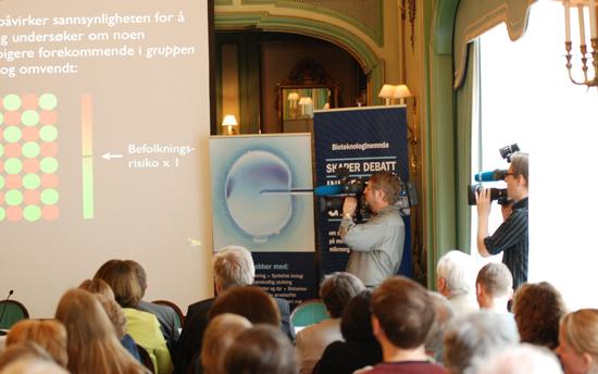 Bioteknologinemndas åpne møter skaper debatt