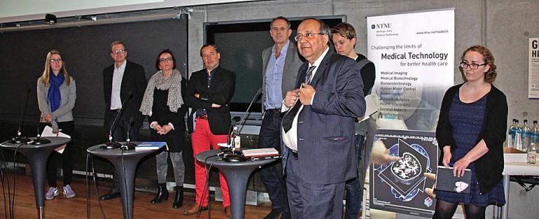 Stående paneldeltakere