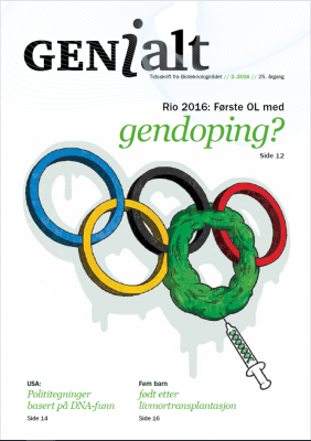 Genialt 2-2016 forside