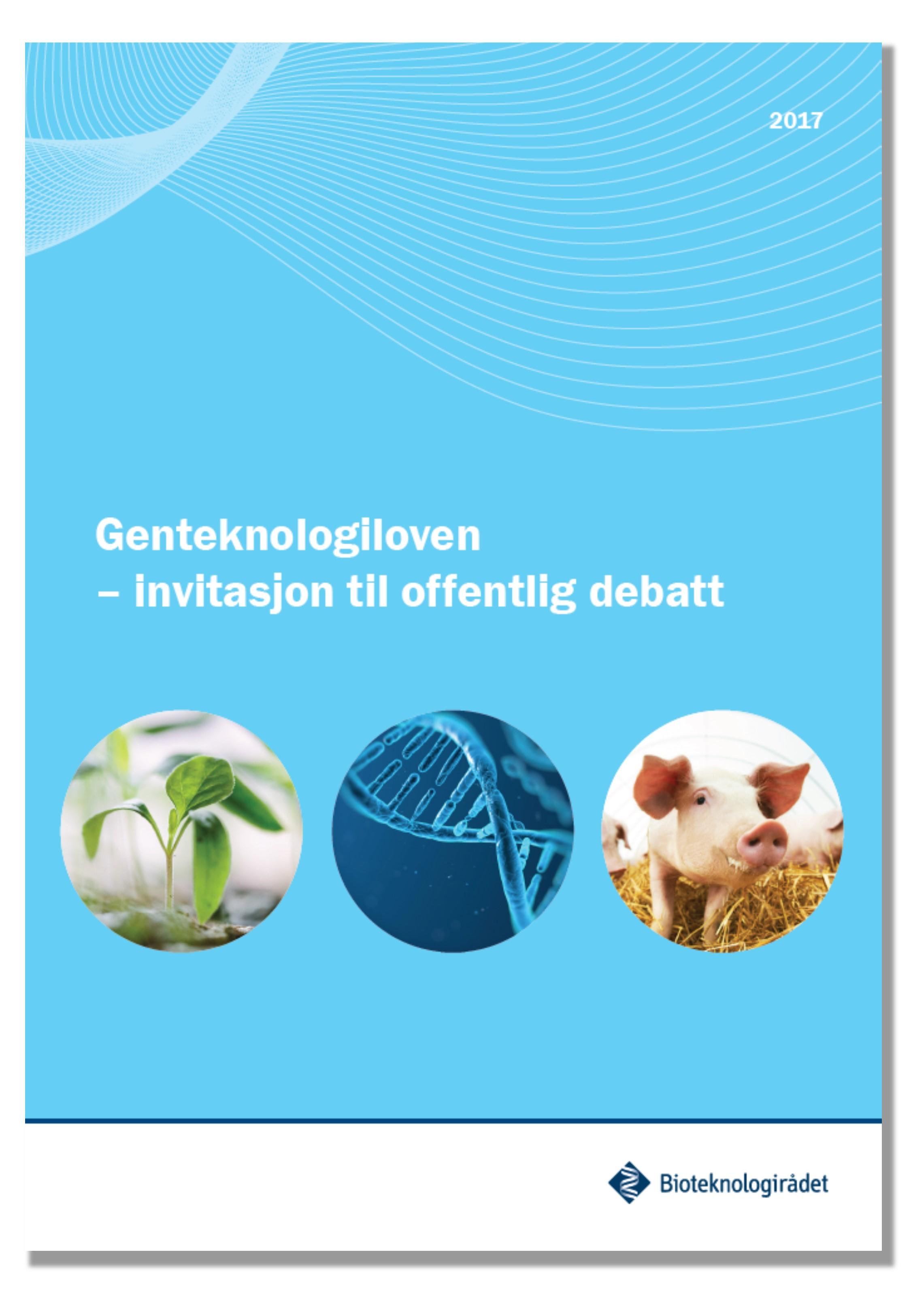 bioteknologi og genteknologi sammendrag