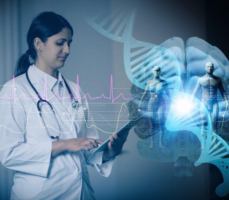 Utviklingstrekk som utfordrer fremtidens medisin