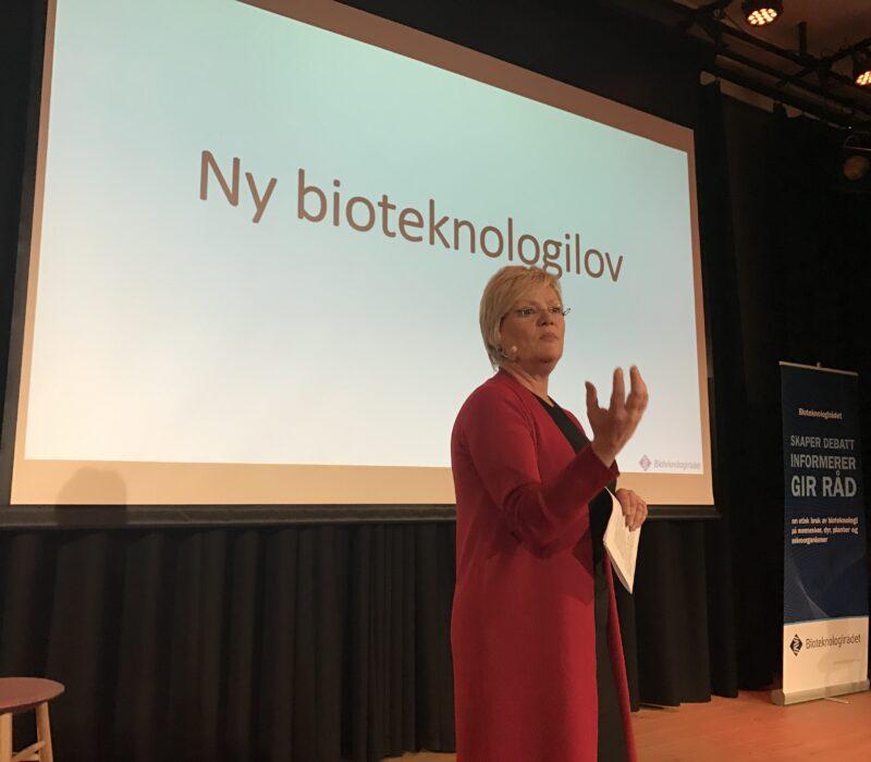 Bioteknologidagen 2019: Vi oppsummerer utviklingen innen gen- og bioteknologi