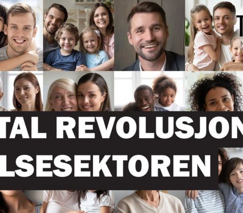 Tekprat – Digital revolusjon i helsesektoren