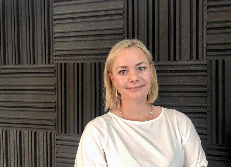 Portrett av medisinsk historiker Eira Bjørvik