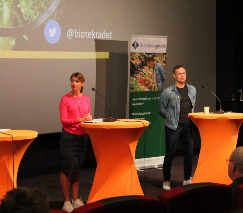 Arendalsuka 2021: Genredigering og global matproduksjon